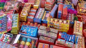 ضبط العديد من قضايا الإتجار في الألعاب النارية3