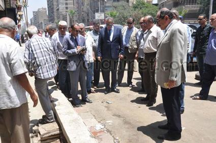 محمد كمال الدالي محافظ الجيزة (2)