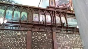 كنيسة السيدة العذراء مريم والشهيد أبانوب إحدى محطات مسار العائلة المقدسة1