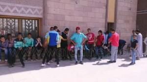 كاهن كنيسة بنبان بأسوان يشارك في احتفالات انتصارات اكتوبر بمتحف النيل4