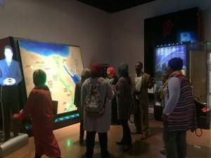 متحف النيل بأسوان يستقبل 219 من عضوات4