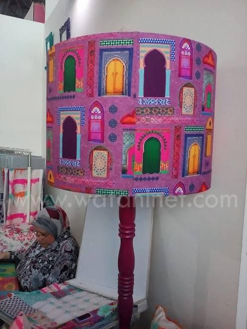 وطني فى جولة بمعرض الصناعات اليدوية الدولي الأول بمصر (6)