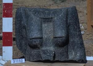 الكشف عن مجموعة جديدة من التماثيل بالأقصر