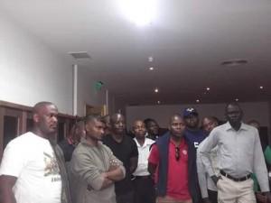 متحف النيل بأسوان يستقبل ضباط  القوات المسلحة من الدول الأفريقية3