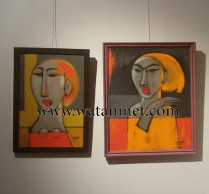 """""""بيكاسو"""" يستضيف معرض مزاج للفنان مصطفى رحمة حتى 5 فبراير"""