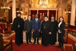 الشكر للكنيسة القبطية على الخدمات التي تقدمها لشعبه6